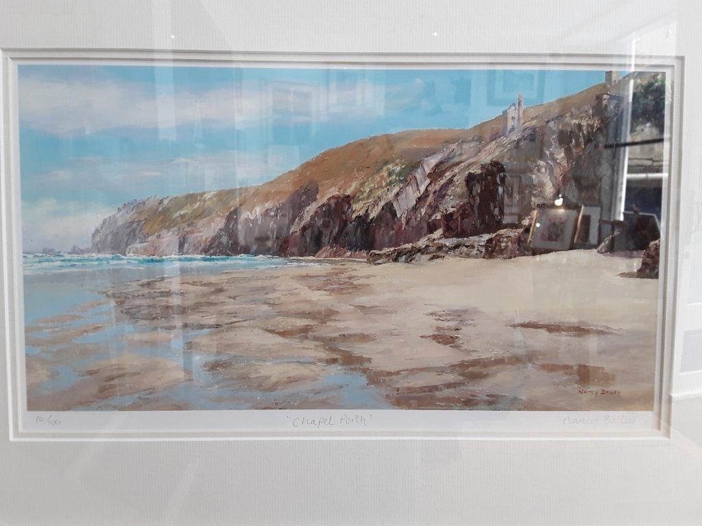 Signed limited edition print by Nancy Bailey